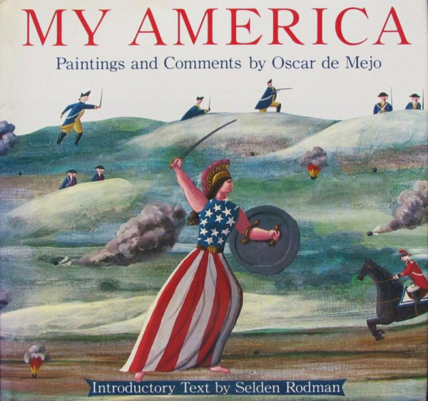 DeMejo - Book - My America