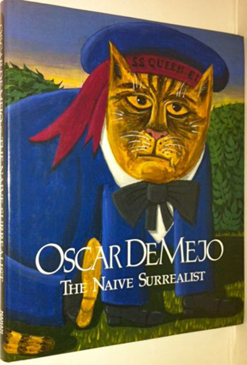 DeMejo Book - The Naive Surrealist