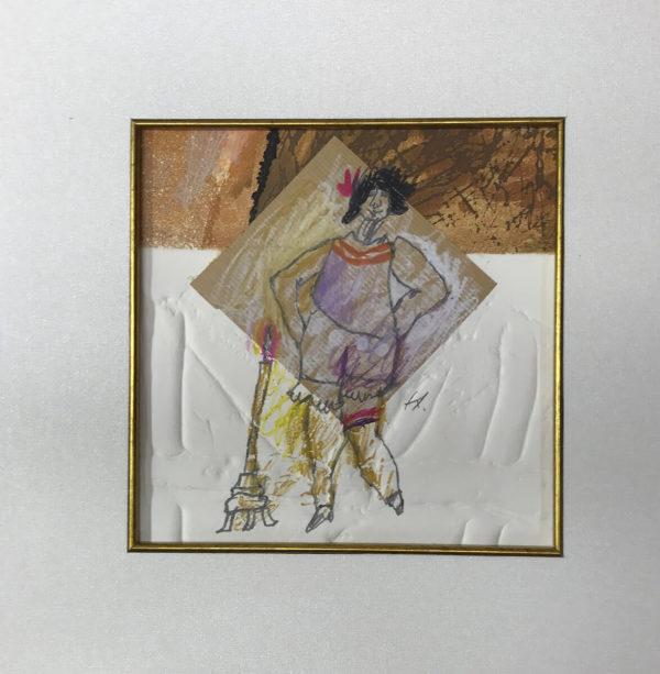 Femme qui Danse II - sm