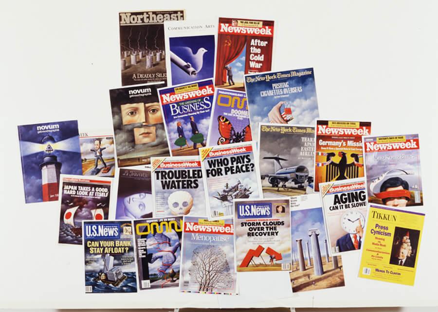 Promotional Magazines